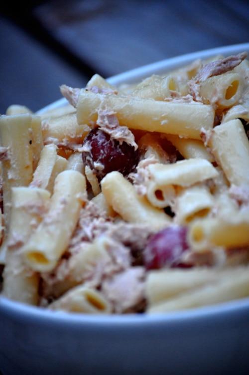 gluten-free macaroni salad