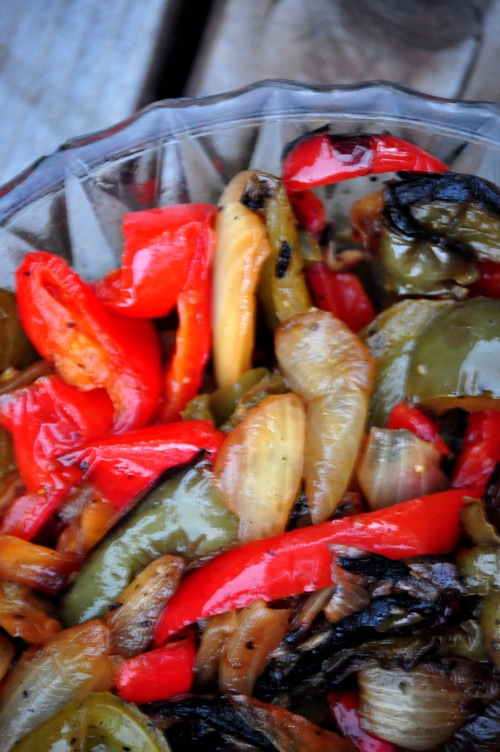 grilled vegetables4