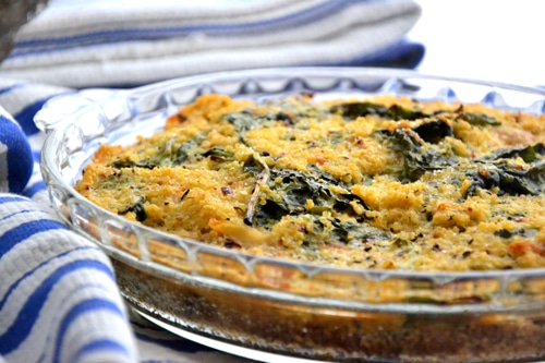 Quinoa-Spinach-Bake-Recipe