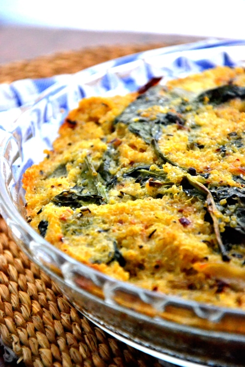 Quinoa-Spinach Bake Recipes — Dishmaps