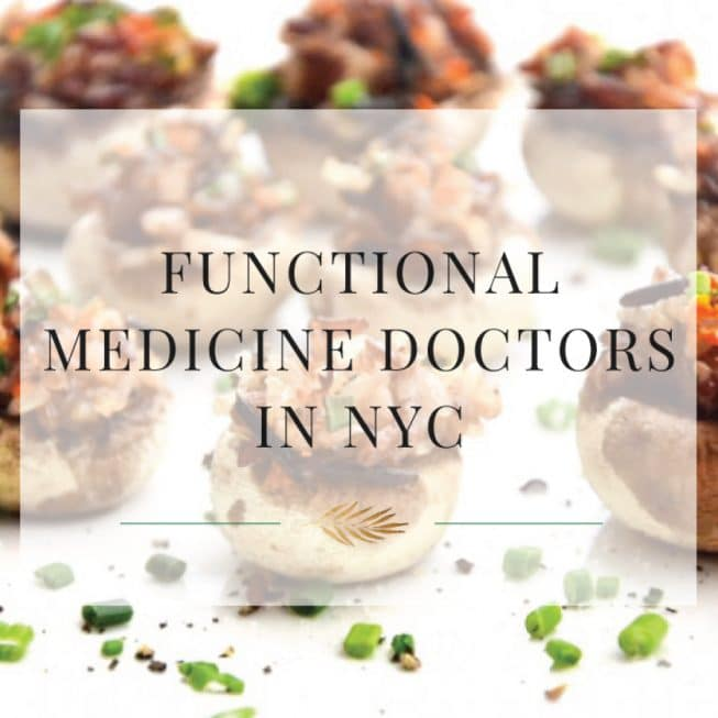 Here is a list of alternative medicine doctors that specialize in Functional and Integrative Medicine in New York state and Manhattan.