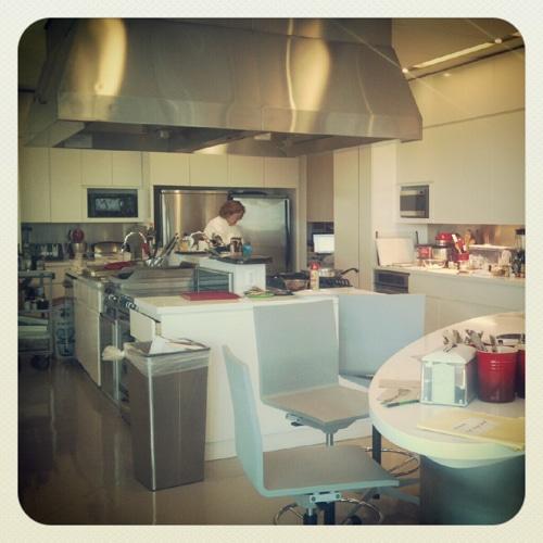 Instagram photo of Good Housekeeping kitchens