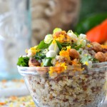 gluten-free-Honey-Cilantro-Soaked-Quinoa