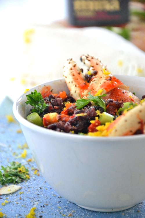 mina-harissa-black-rice-salad