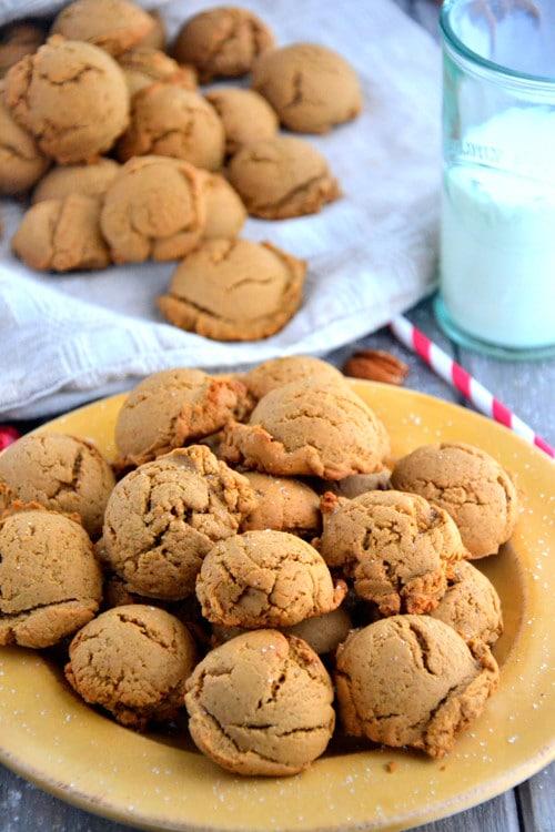 Gluten-Free Gingerbread Cookies Recipe — Dishmaps
