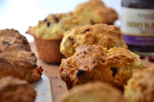 ... oatmeal muffins that you can whip up and pop into your oven for a
