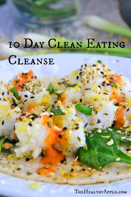 10 Day Clean Eating Cleanse