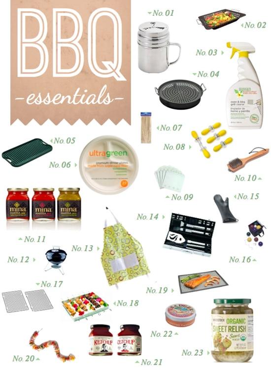 BBQ-Essentials