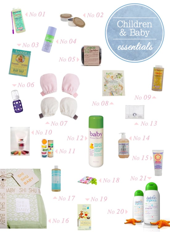Children-Baby-Healthy-Essentials
