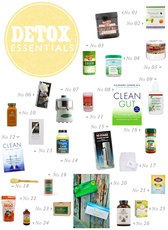 Detox-Essentials