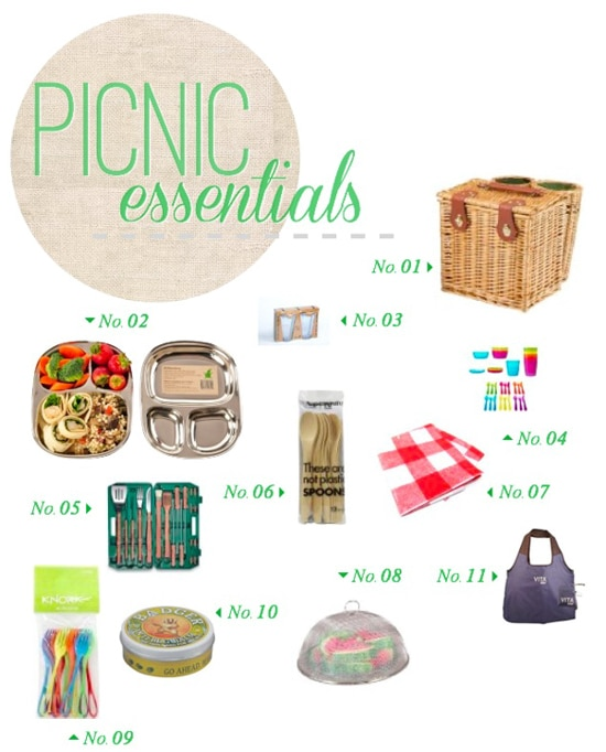 Eco-Friendly-Picnic-Essentials