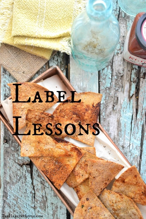 Label-Lessions