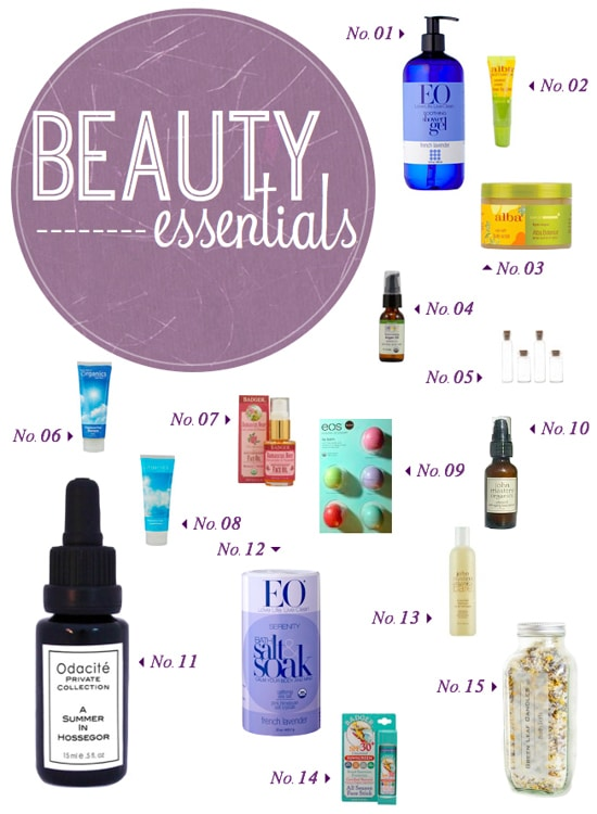 Organic-Beauty-Essentials