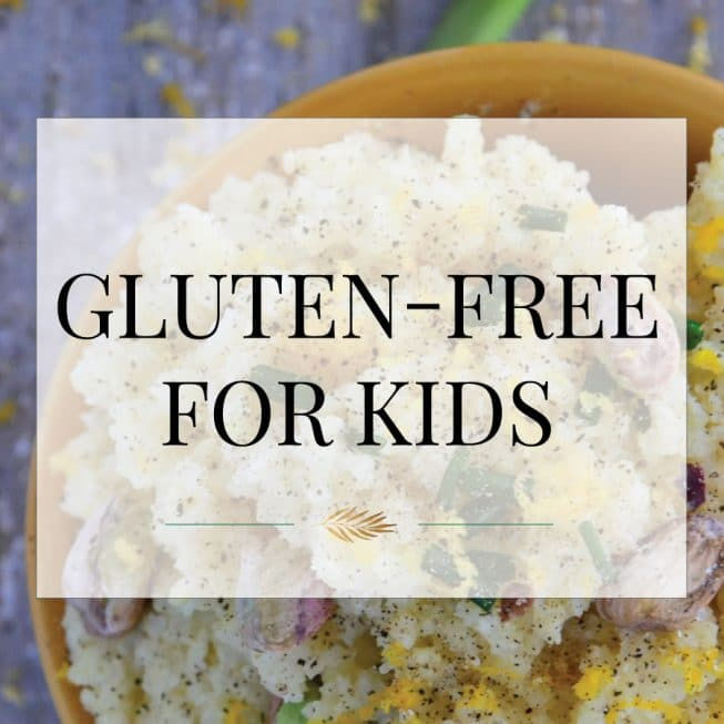 Gluten-Free How To for Kids