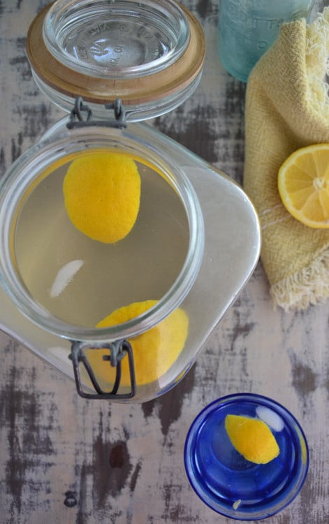 lemon in tea | tea detox | Gluten Free Recipes - The Healthy Apple