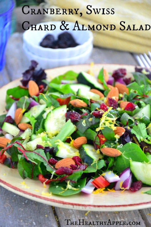 Swiss-Chard-Almond-Salad