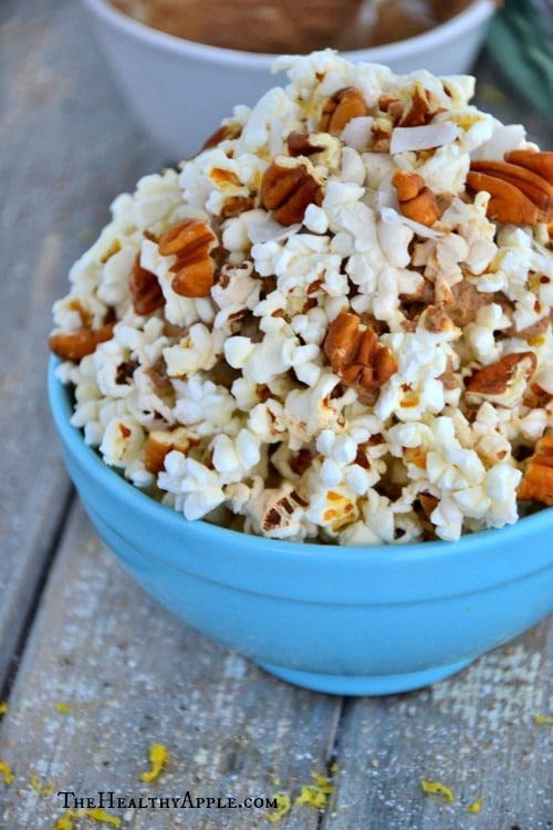 Cashew-Butter- Pecan-Popcorn