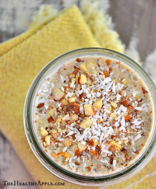 Dairy-Free-Almond-Cacao-Smoothie-Toppings