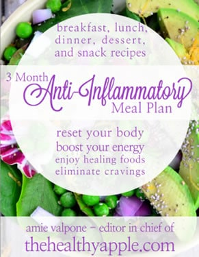3-Month Anti-Inflammatory Meal Plan