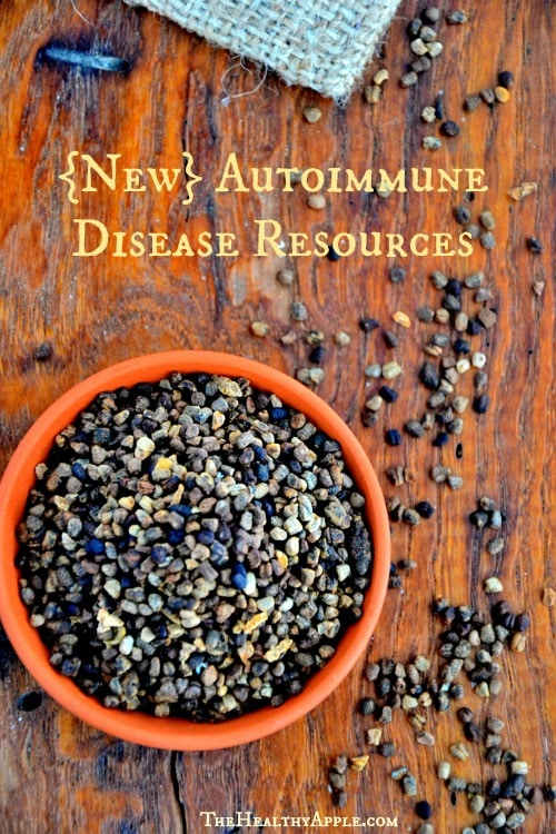New Autoimmune Disease Resources