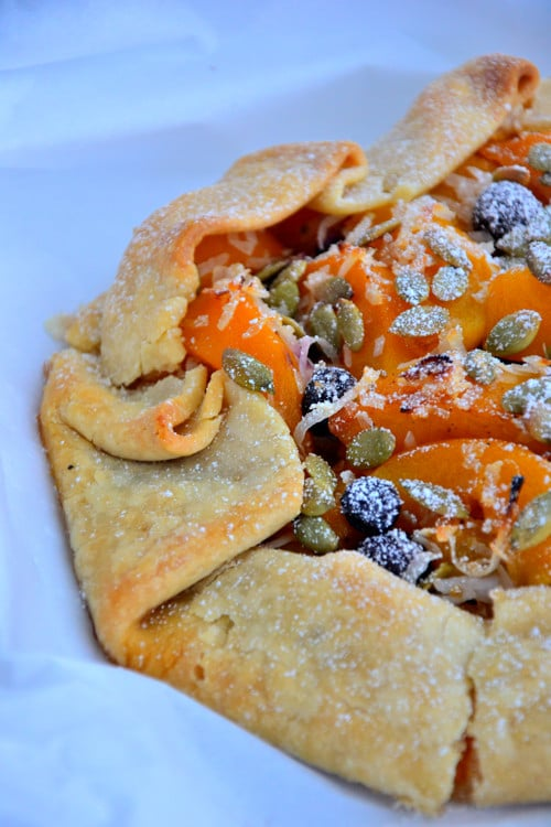 Dairy-Free-Holiday-Cranberry-Peach-Galette