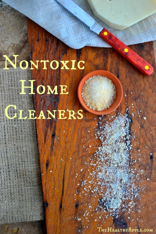non-toxic-home-cleaners