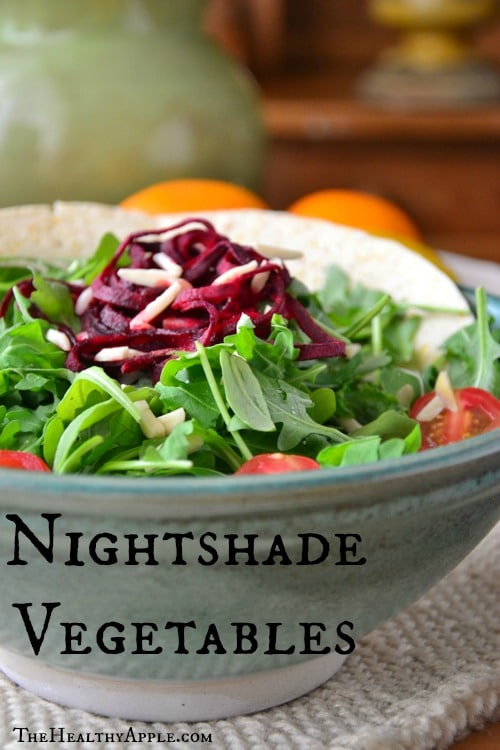 Nighshade-Vegetables