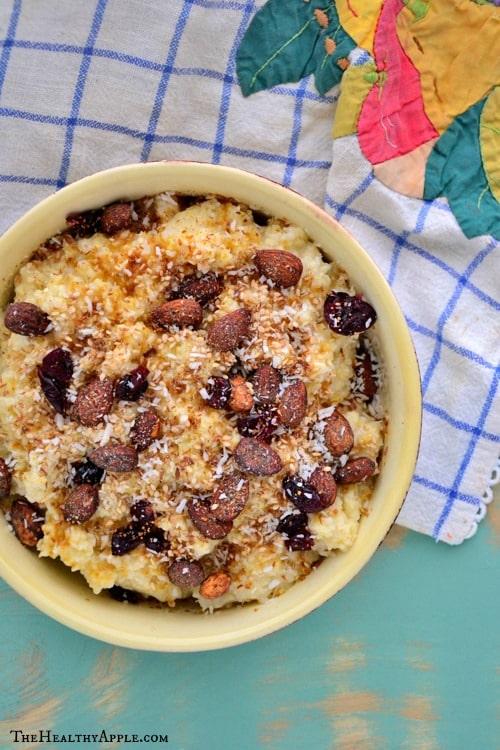 Vegan-Creamy-Morning-Millet-Porridge