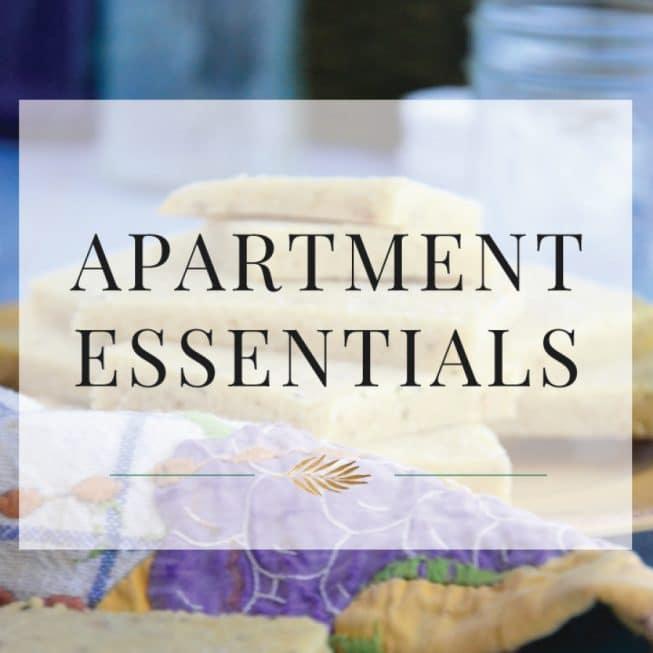 Apartment Essentials