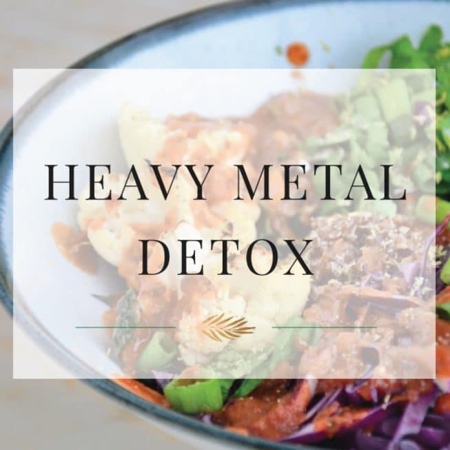 How to Start a Heavy Metal Detox