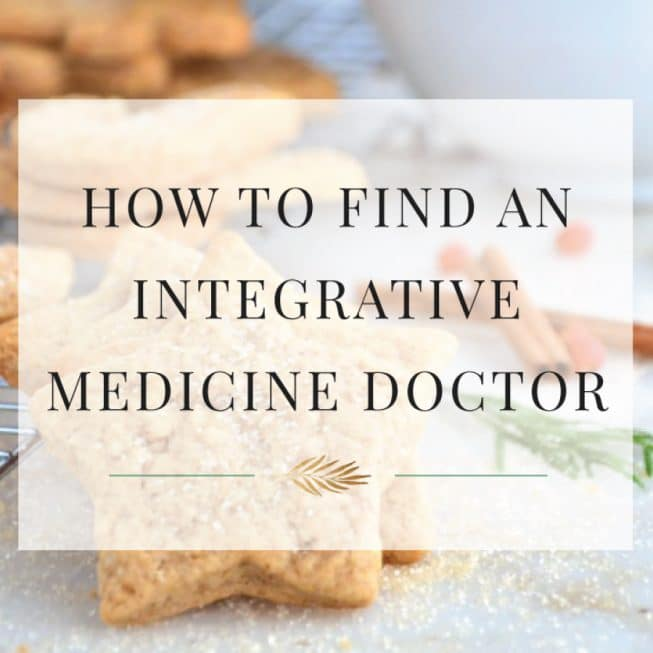 How to Find an Integrative Medicine Doctor