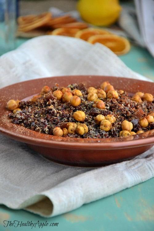 chickpea-quinoa