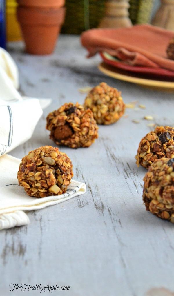 mini gluten-free snack