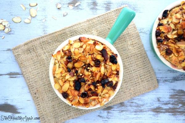 vegan-cinnamon-almond-baked-oatmeal