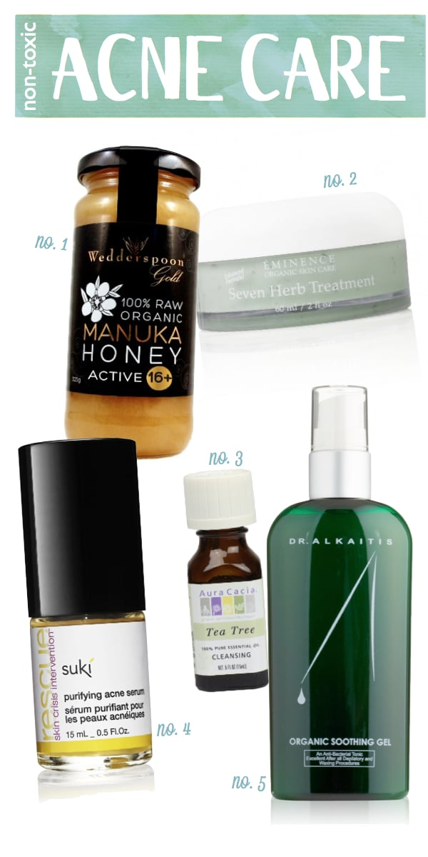 Non-Toxic-Acne-Pimple-Care-Products