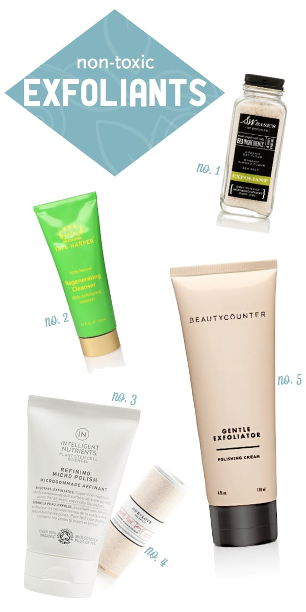 Non-Toxic-Personal-Care-Products-Exfoliants
