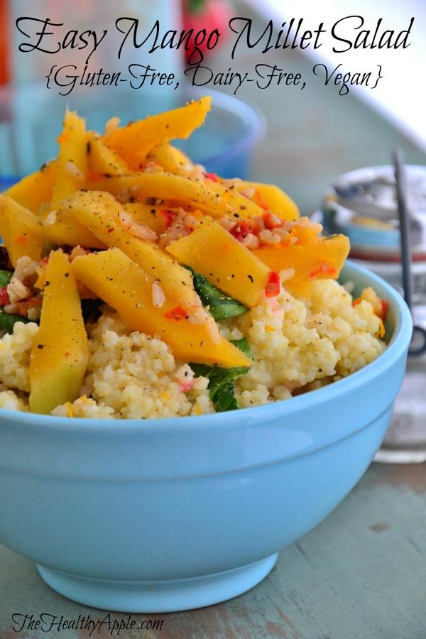 vegan-mango-millet-salad