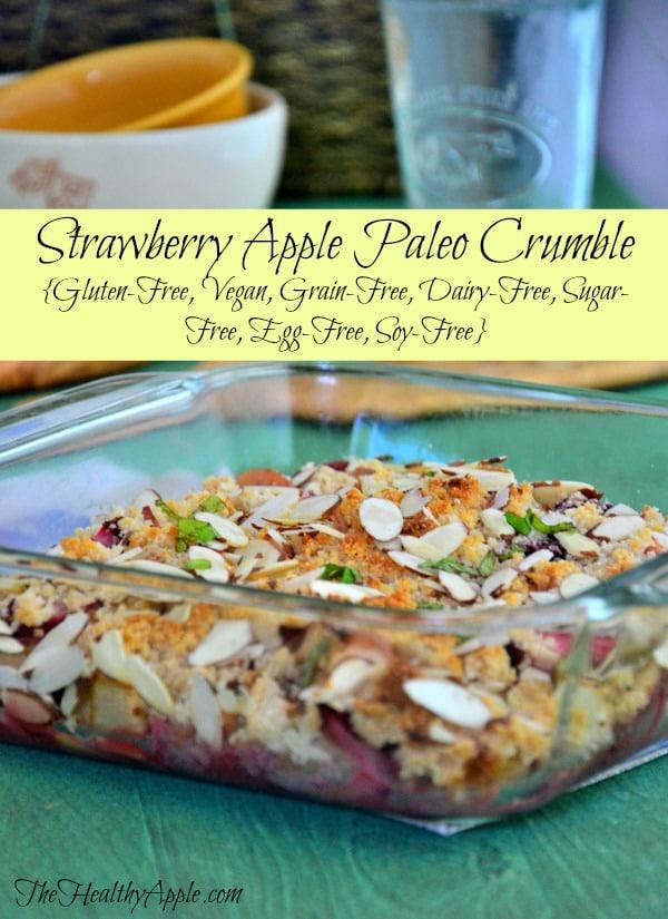 Gluten-Free-Strawberry-Apple-Paleo-Crumble