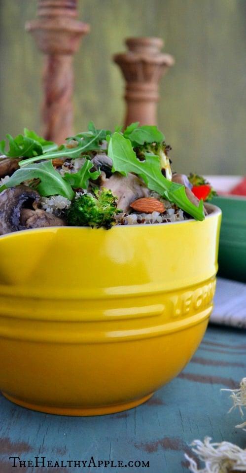 Quinoa salad recipes | Recipes for quinoa | Gluten Free Recipes - The ...