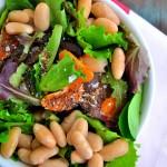 gluten-free-vegan-white-bean-chia-coconut-salad