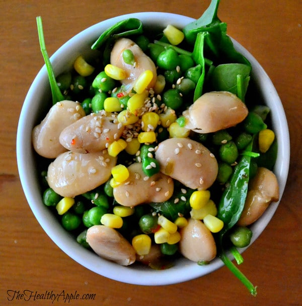 holiday-butter-bean-salad-with-toasted-sesame-seeds-lunch