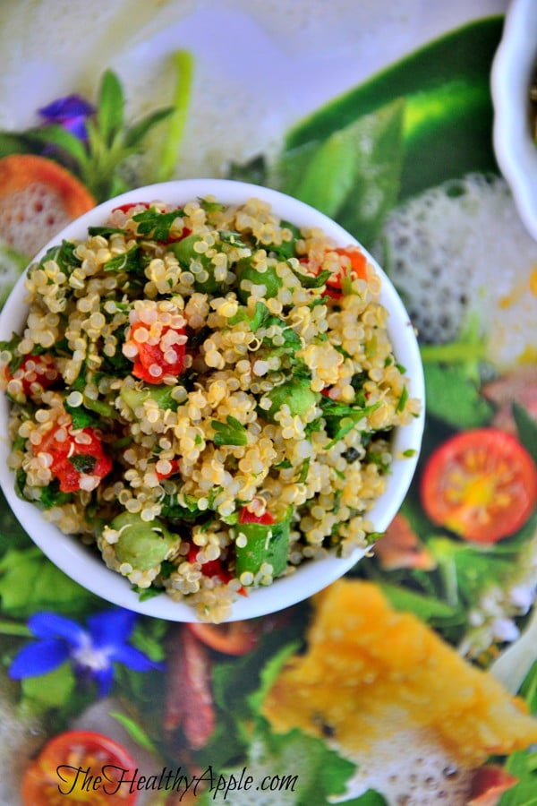the-best-quinoa-salad-lunch