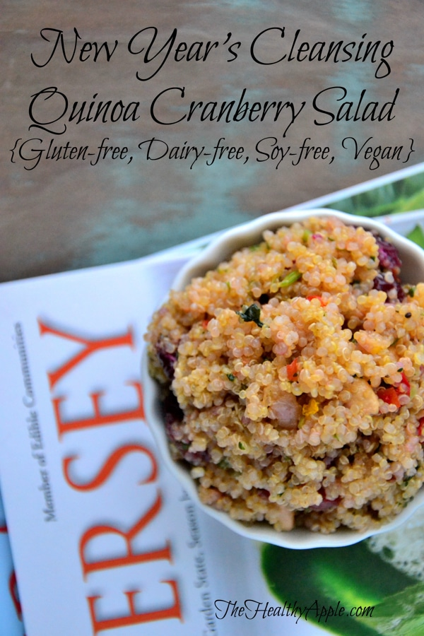 new-years-cleansing-quinoa-cranberry-salad