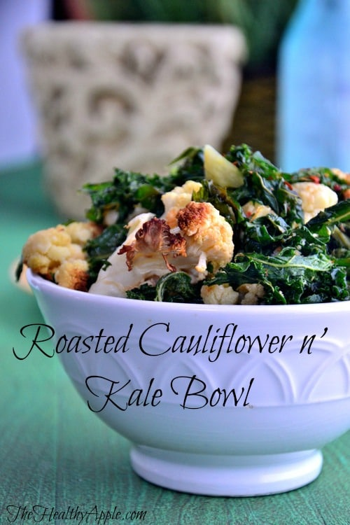Roasted-Cauliflower-Kale-Bowl
