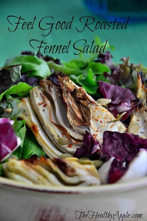 roasted-fennel-salad-vegan