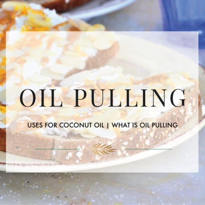 Oil Pulling {Detox}