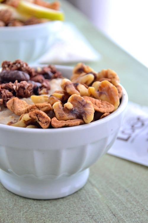 Three Tasty Gluten-Free Oatmeal Recipes-Vegan