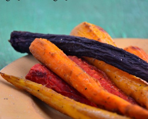 roasted-rainbow-carrots