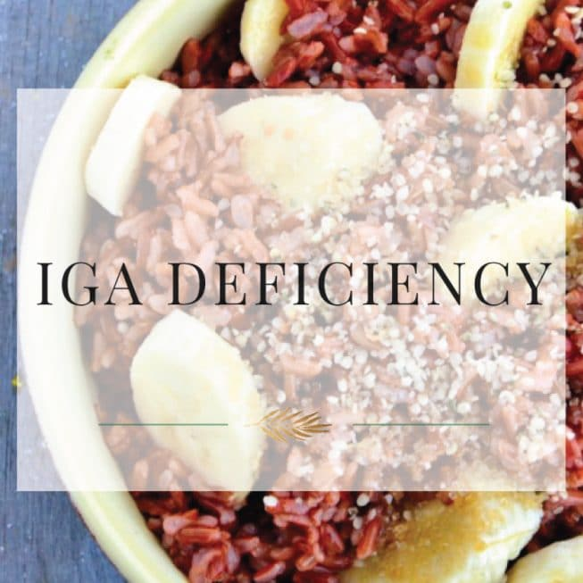 IGA Deficiency