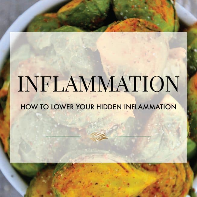 Inflammation: How To Lower Inflammation
